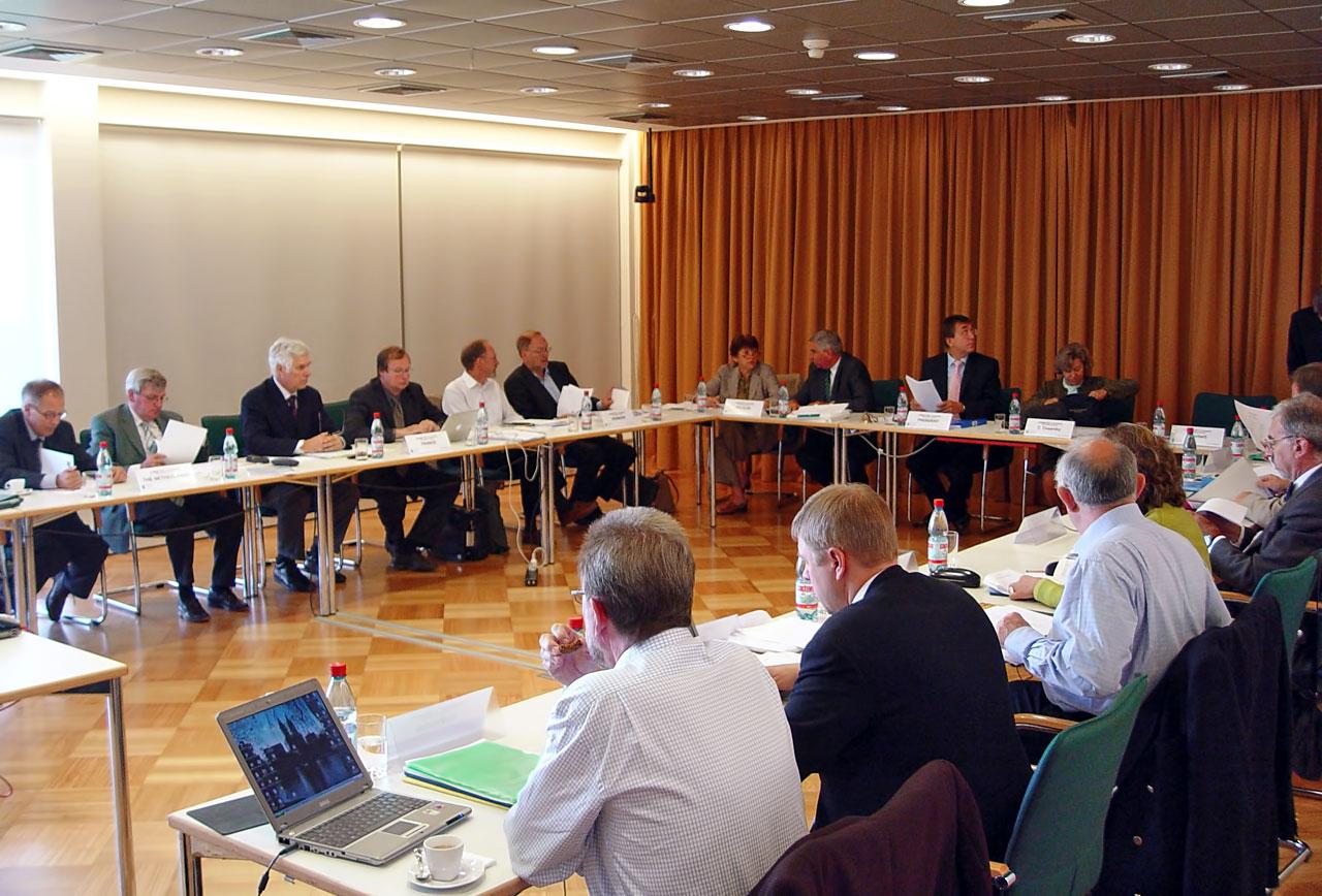 ESO Council at Vitacura