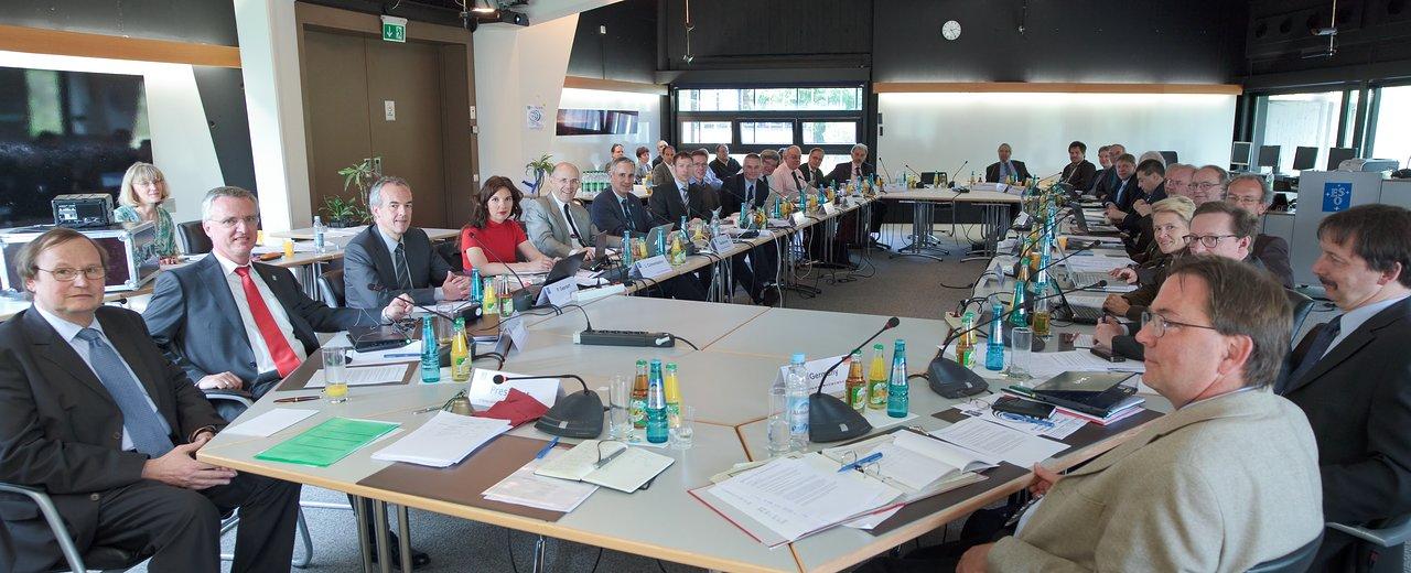 ESO Council meeting, April 26, 2010