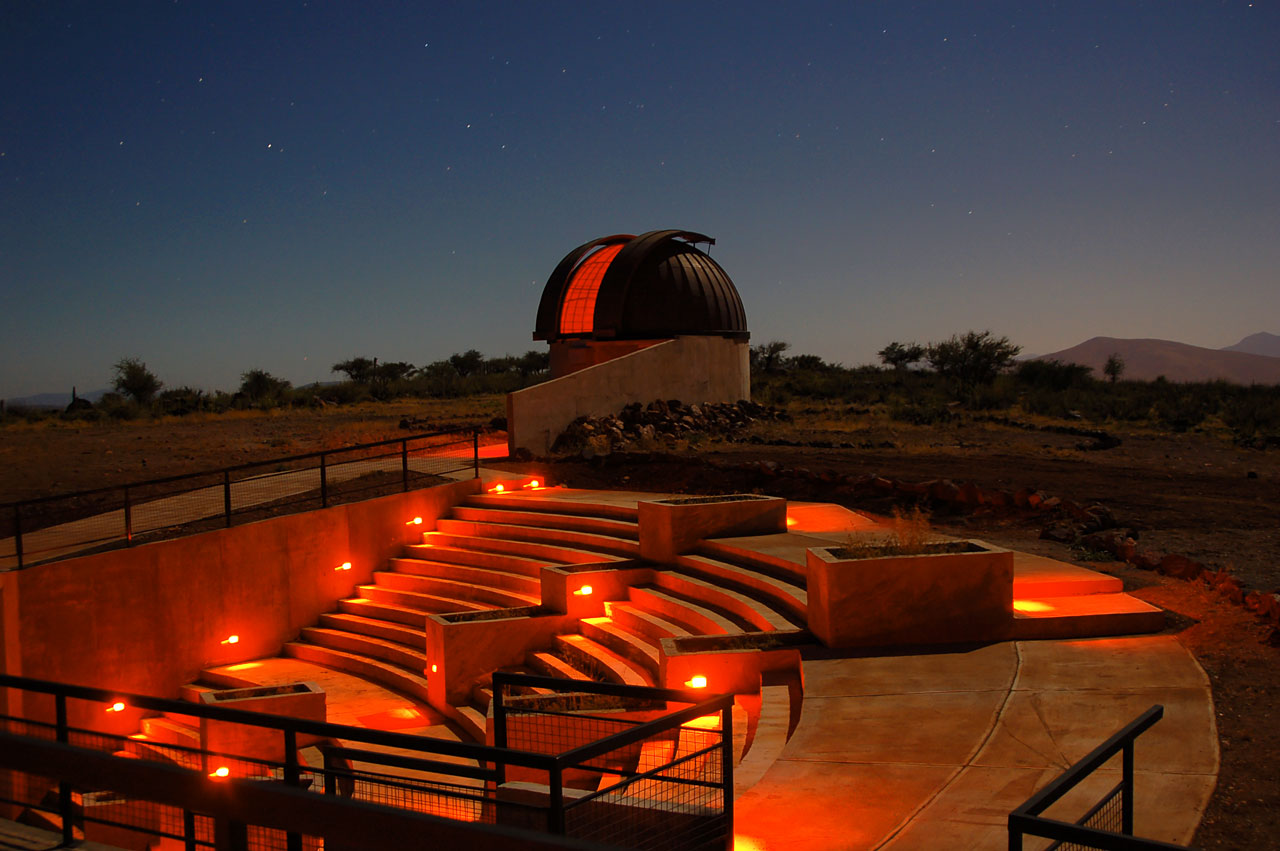 Cruz Del Sur Observatory Eso
