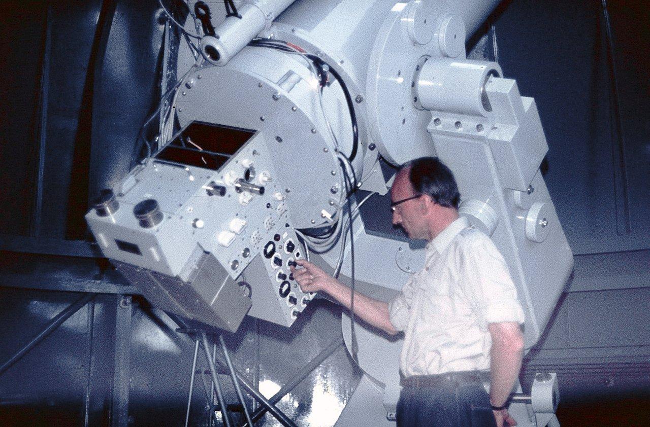 The Danish 0.5-metre telescope at La Silla