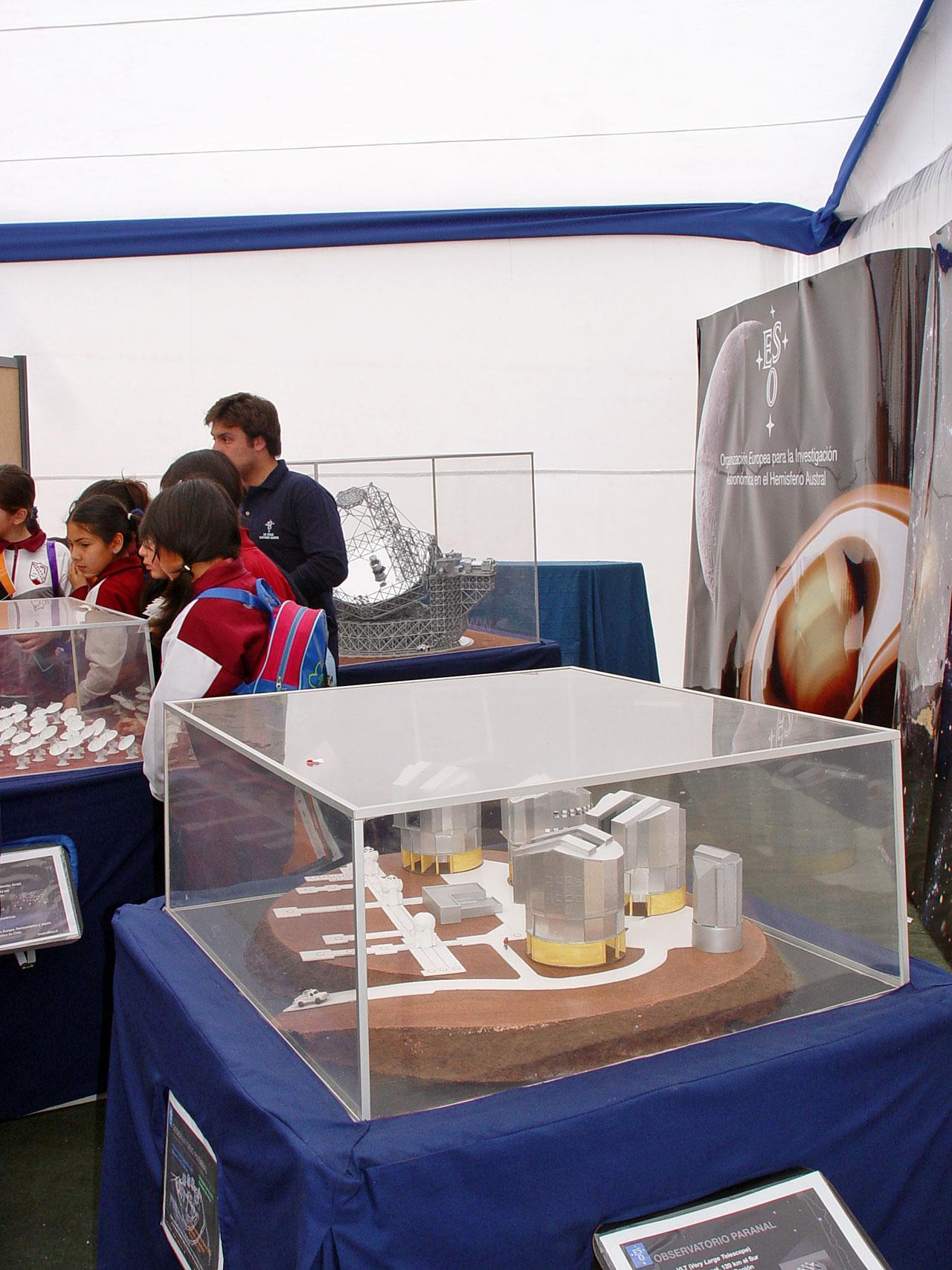 Chilean National Week of Science 2007