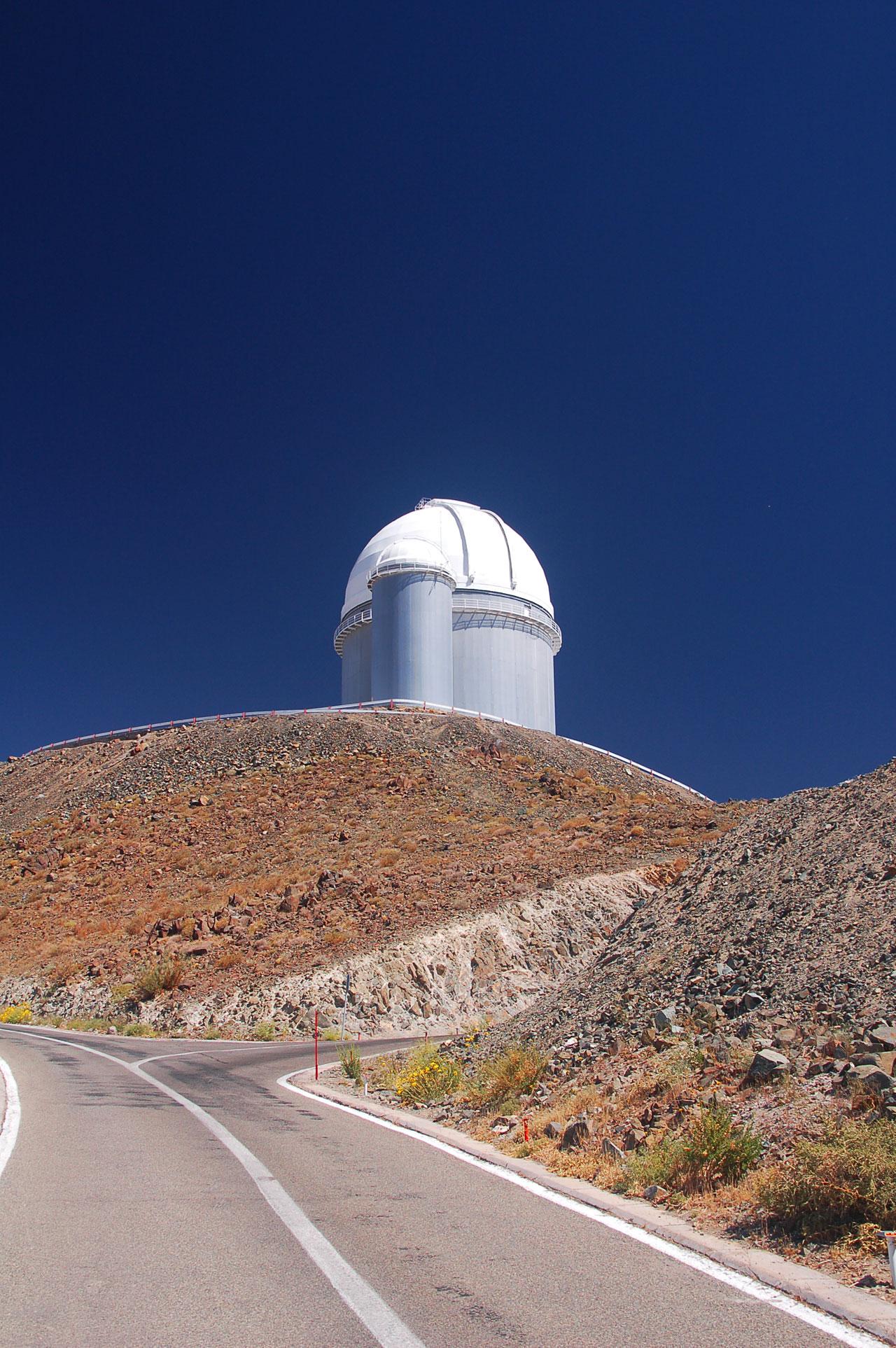 ESO 3.6-metre Telescope at La Silla