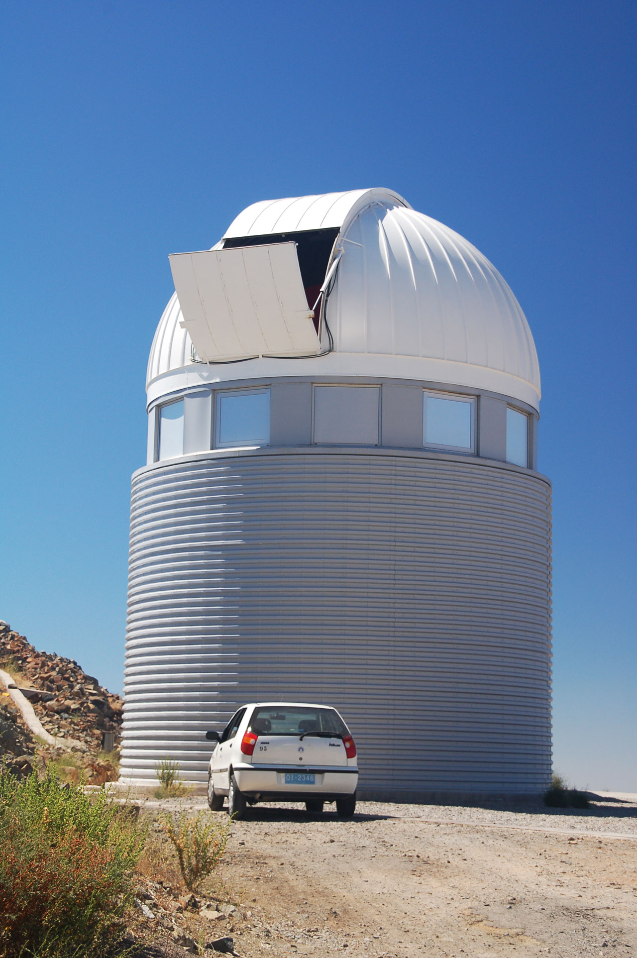 Swiss Telescope at La Silla