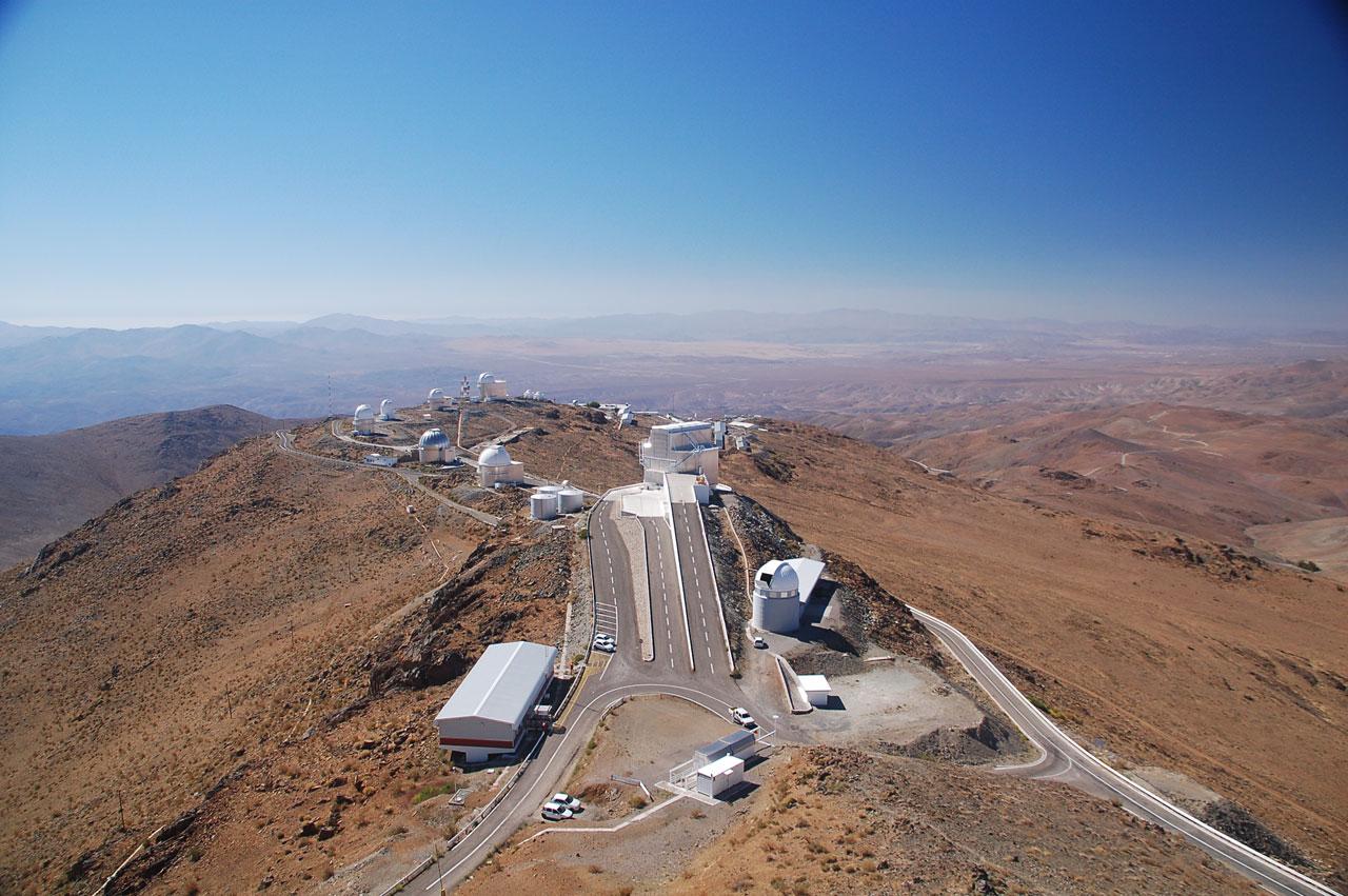 La Silla Observatory