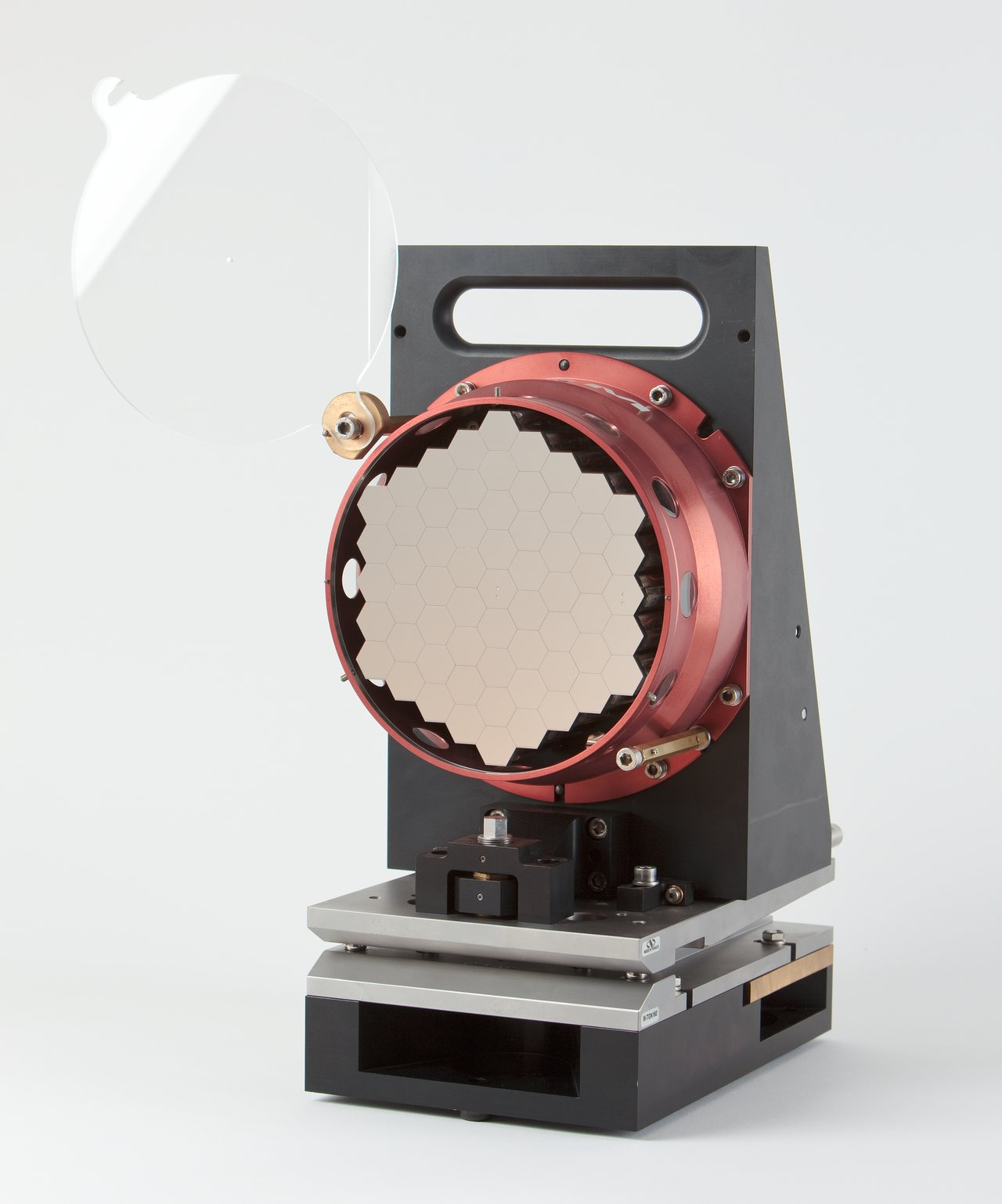 E-ELT scaled segmented mirror
