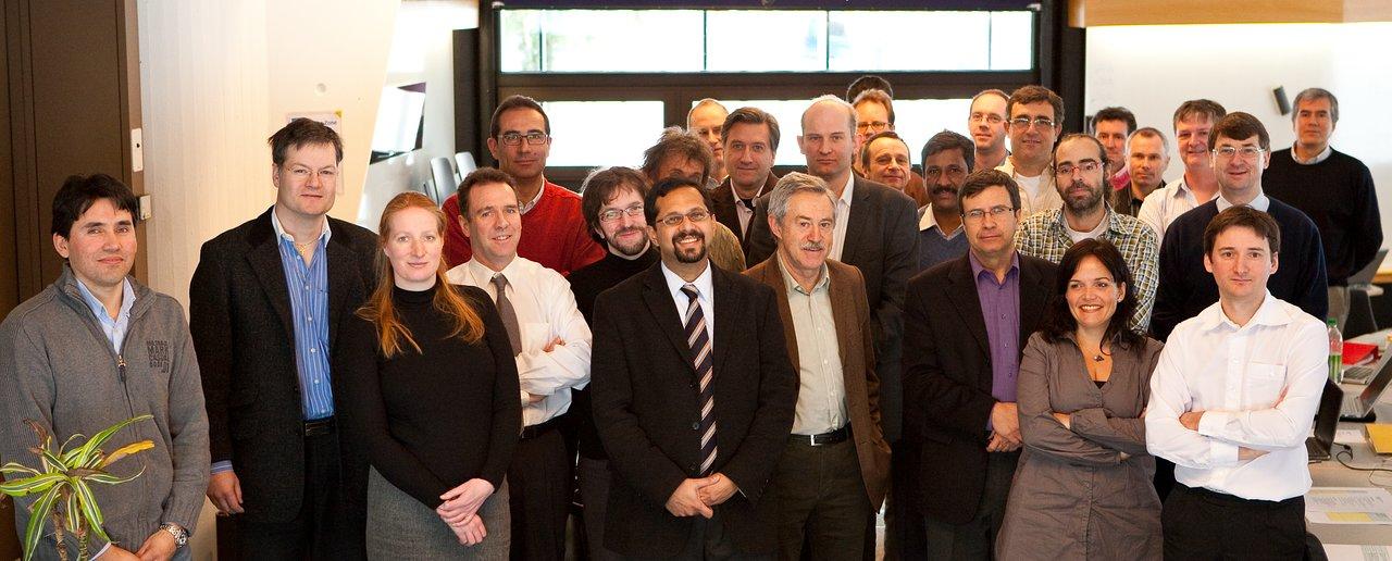 The E-ELT-HARMONI Meeting, January 2010