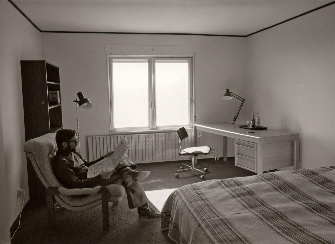 Inside La Silla's Dorm Rooms