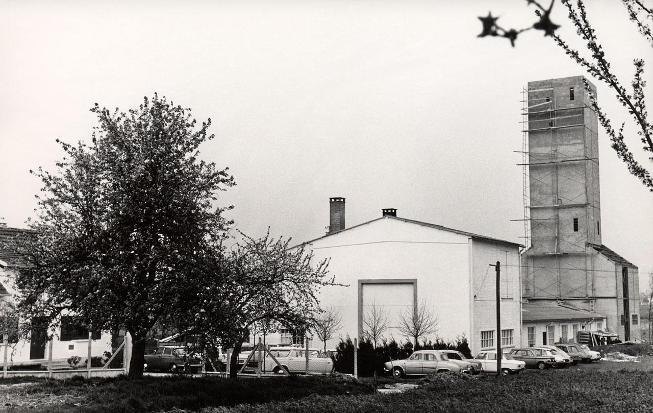 REOSC optical laboratory