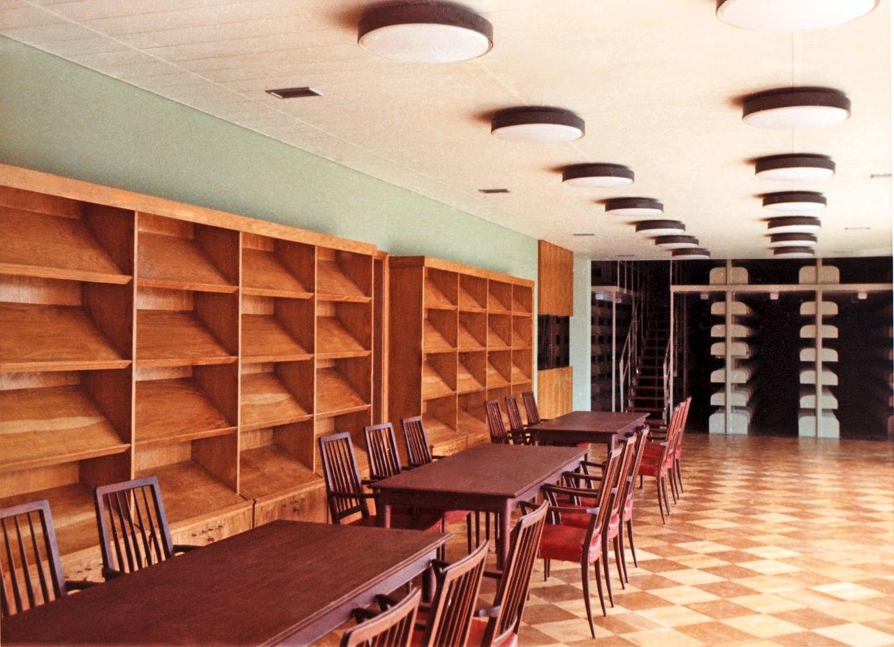 The Vitacura Library