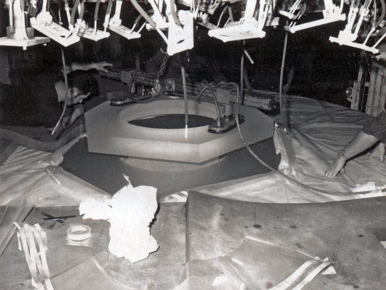 3.6M Telescope Primary Mirror
