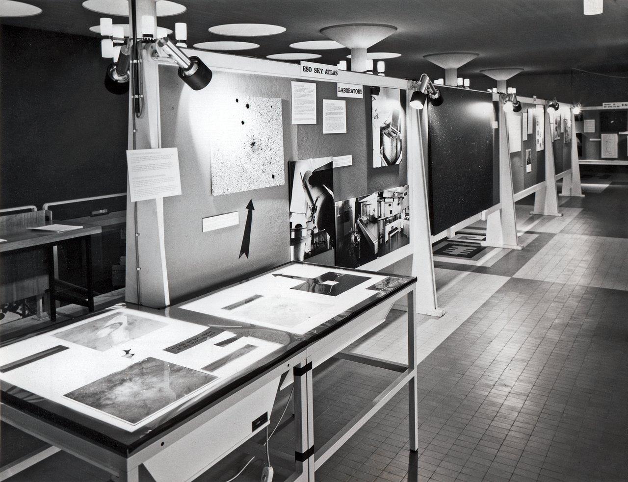 Sky Atlas Laboratory exhibition