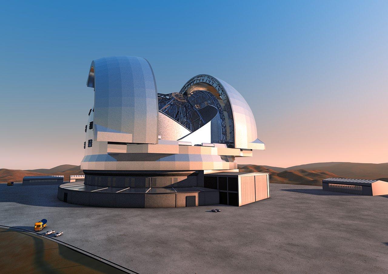 La primera antena europea de ALMA fue entregada al observatorio