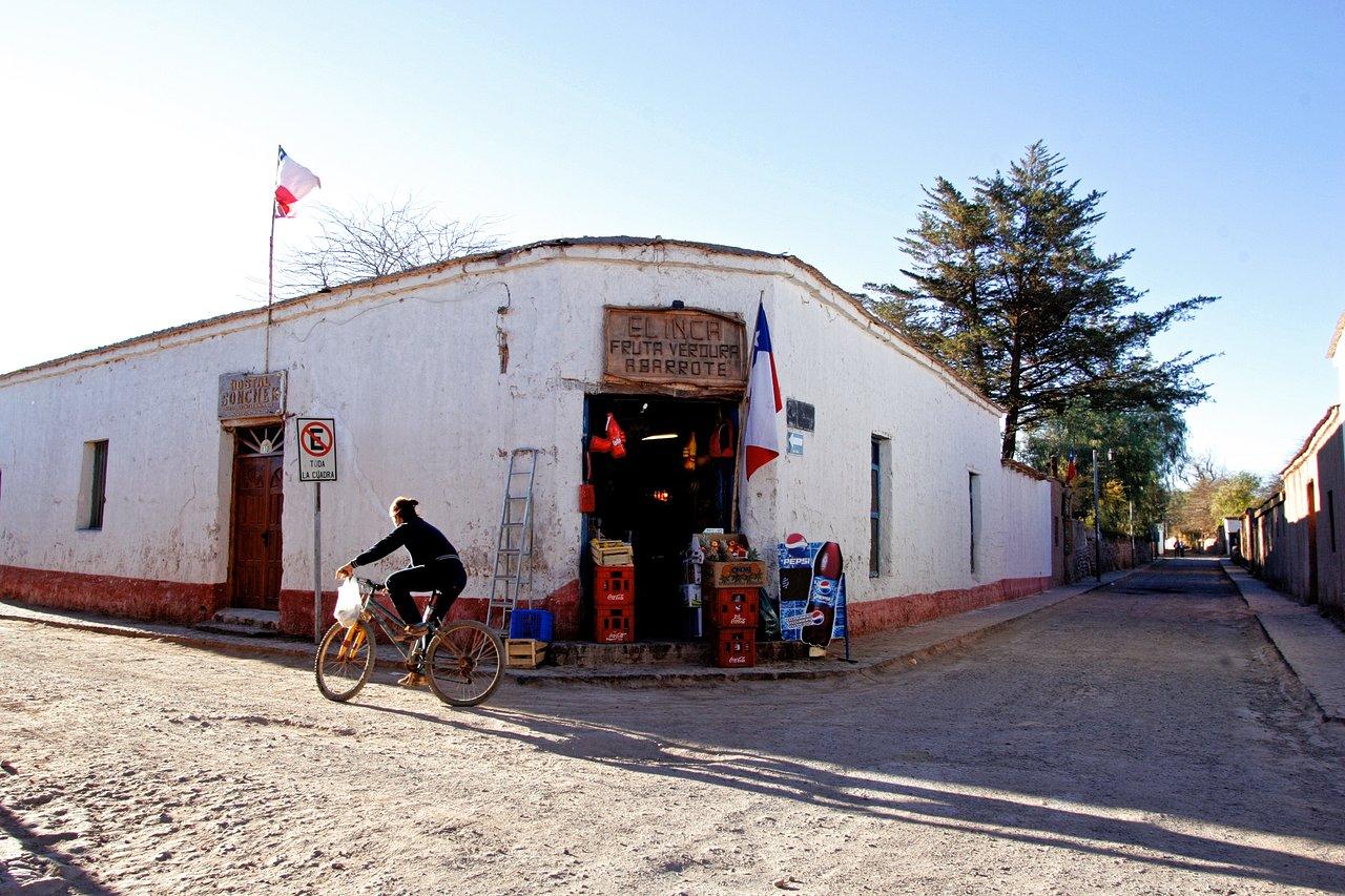 Street in San Pedro de Atacama