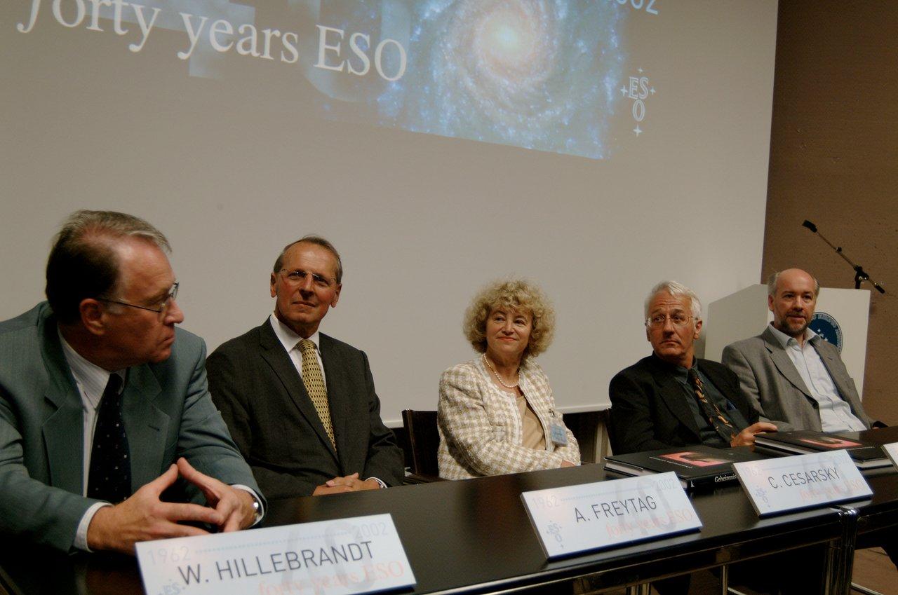 ESO Celebrates 40 Years