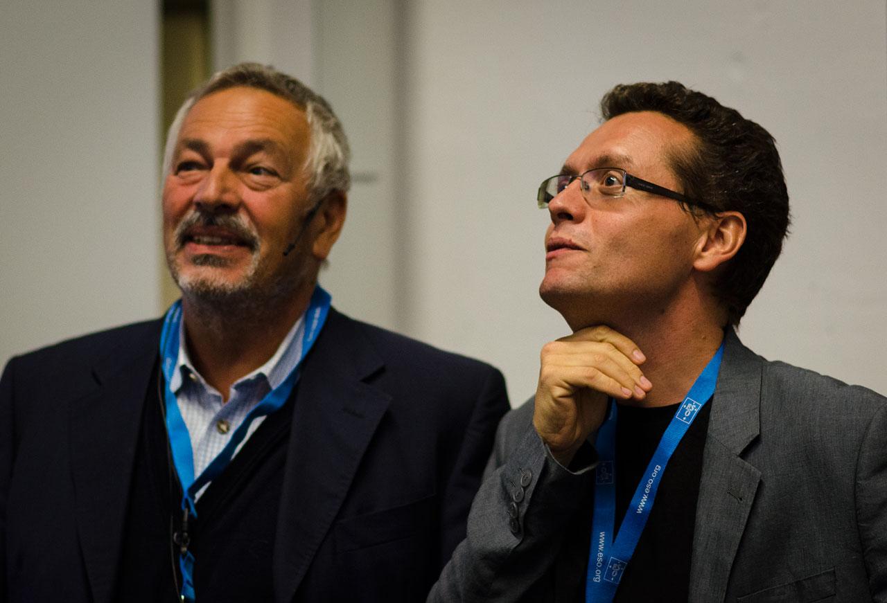 Alvio Renzini and Leonardo Testi