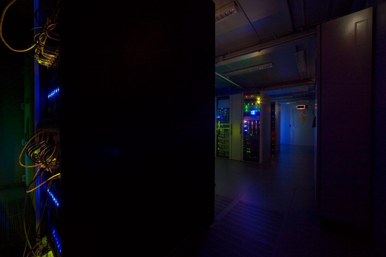 ESO data center
