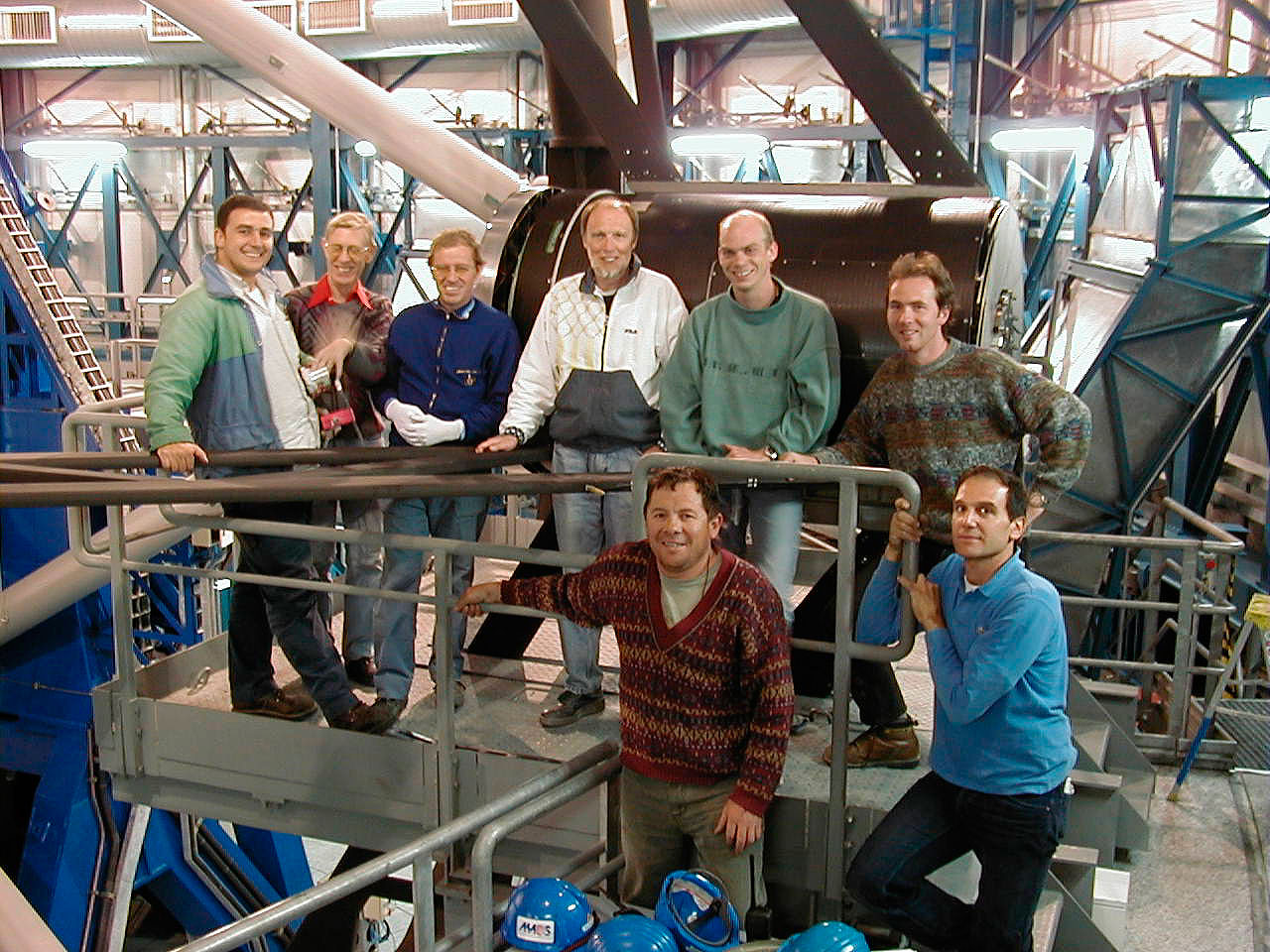 ESO Team