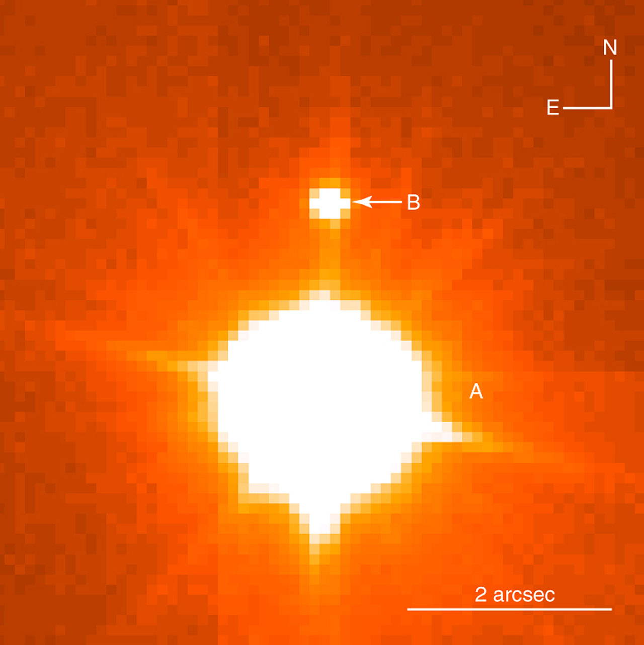 Young Brown Dwarf in TWA-5 System