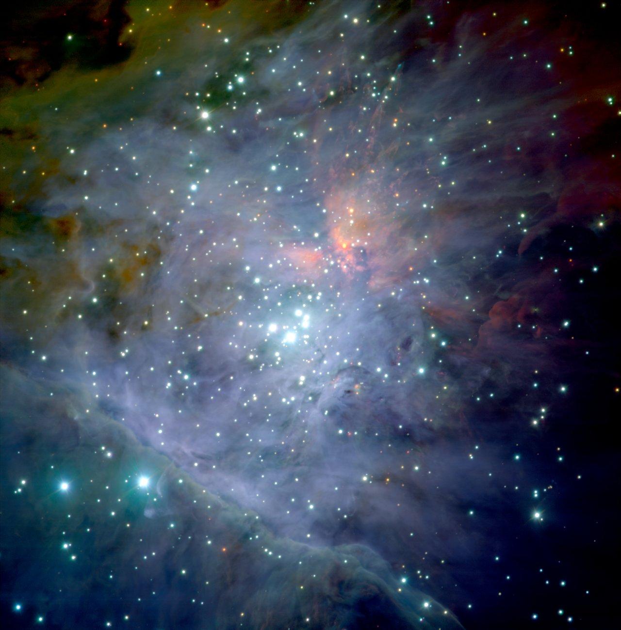 La Nebula Orione