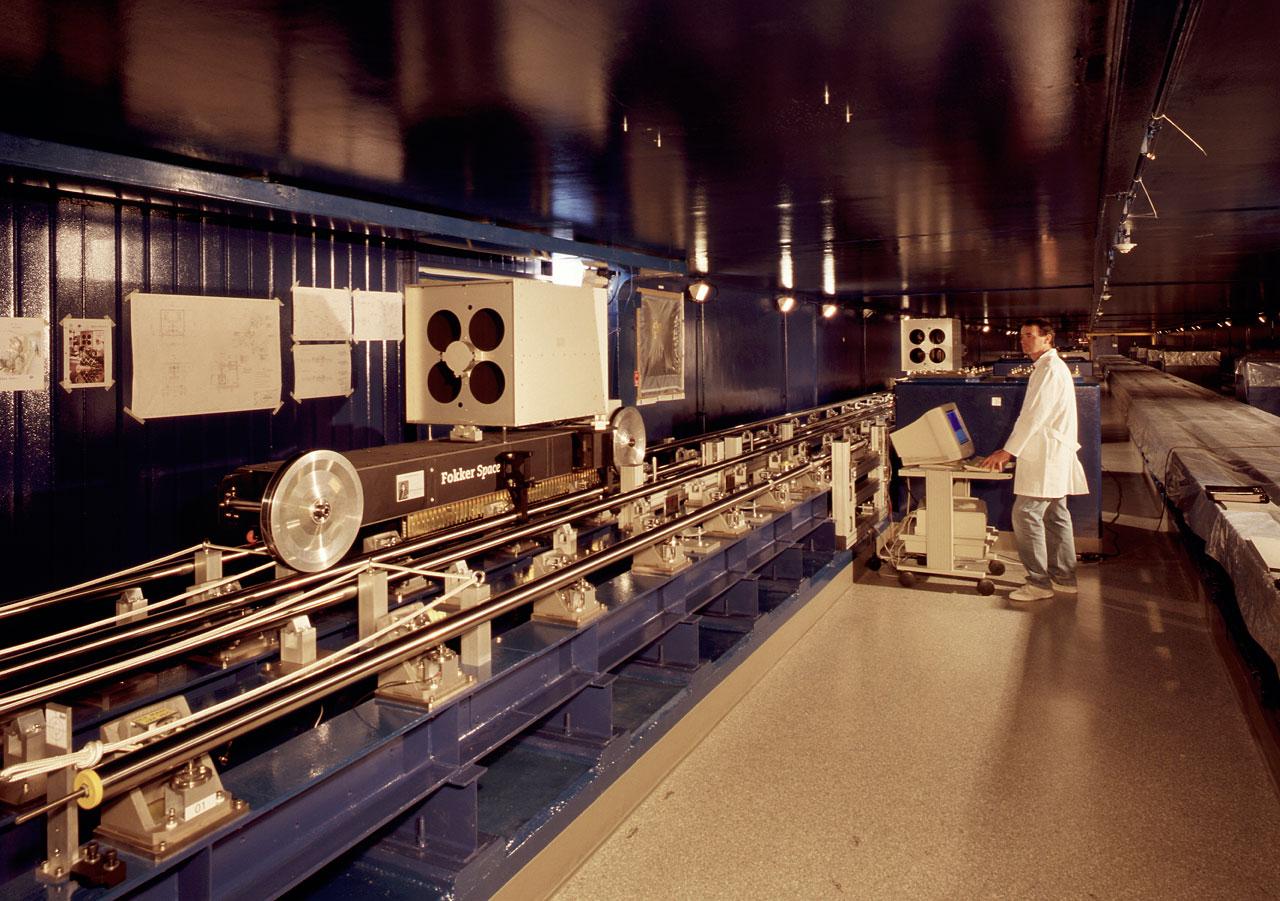 Interferometrischer Tunnel