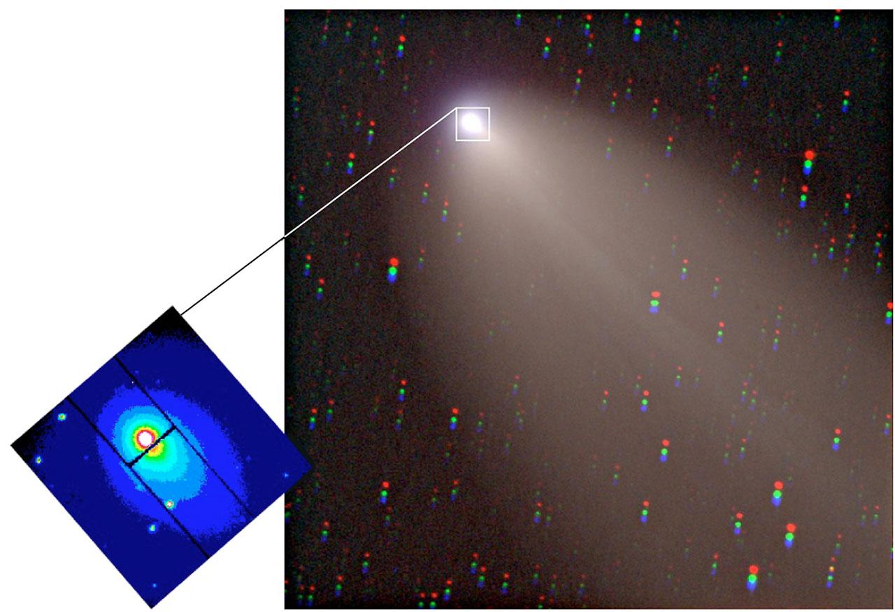 Comet LINEAR (C/2000 WM1)