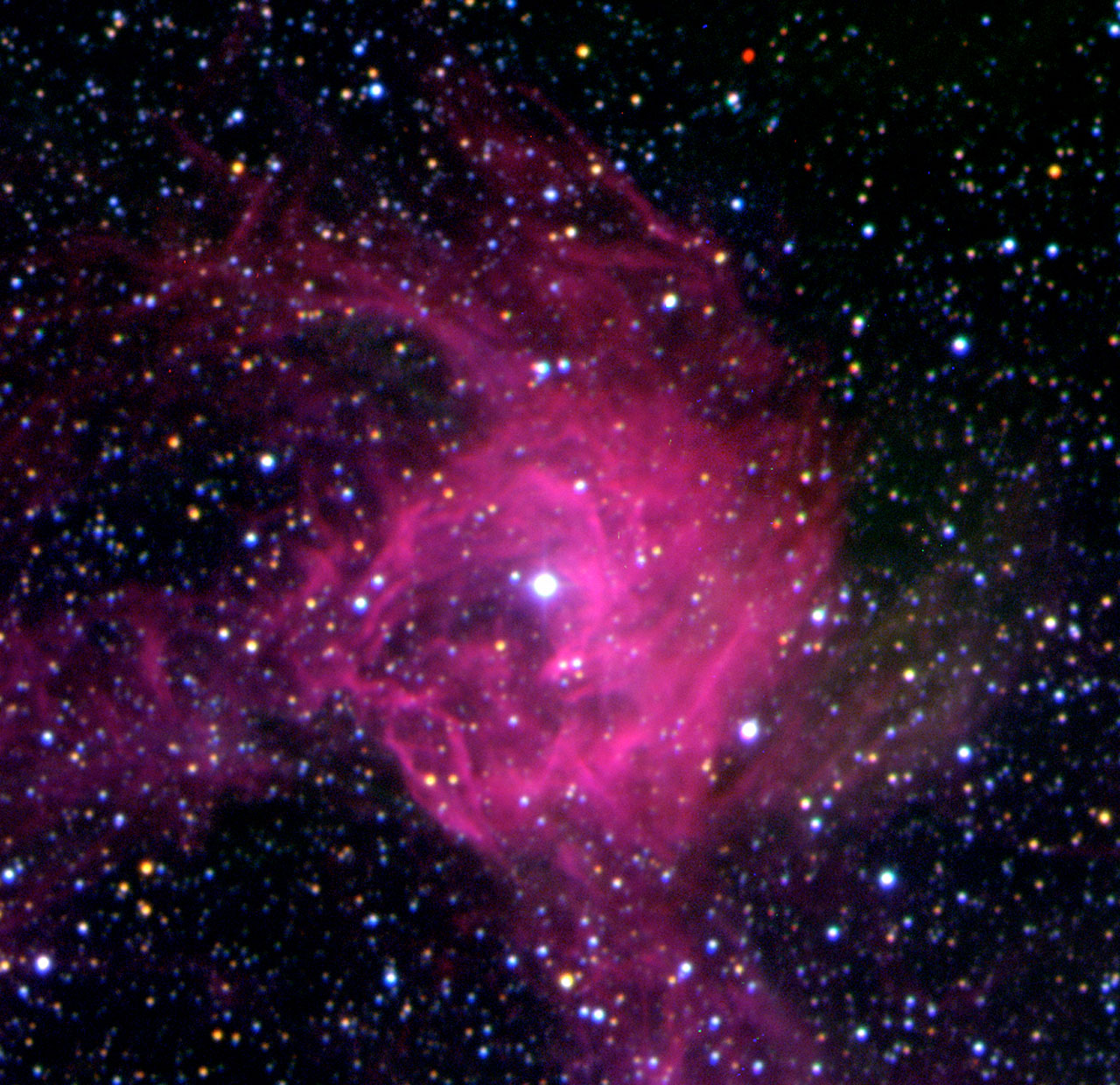 SNR 0543-689 in the LMC