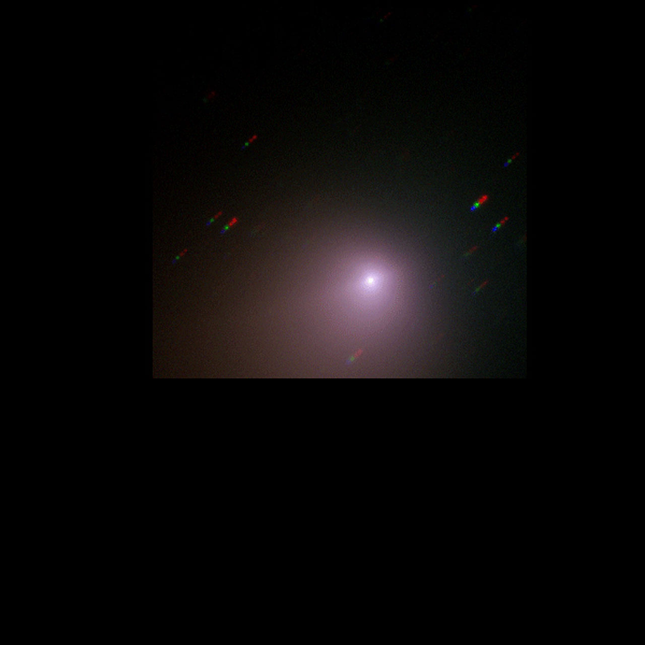 Evolution of Comet Tempel 1 (FORS2/VLT)