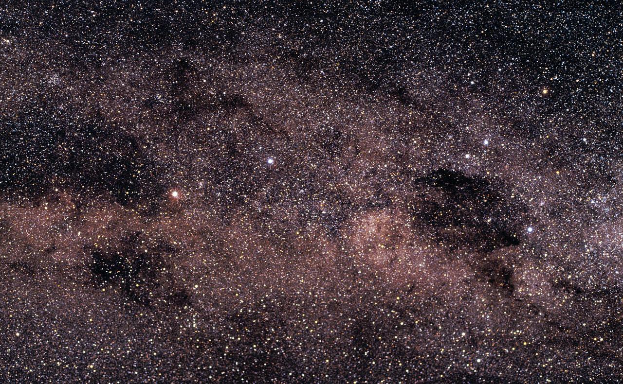 Alpha Centauri and the Southern Cross