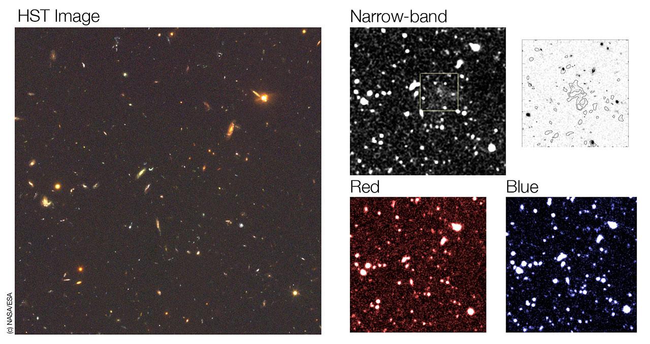 Hydrogen Gas Falling onto a Dark Matter Clump?