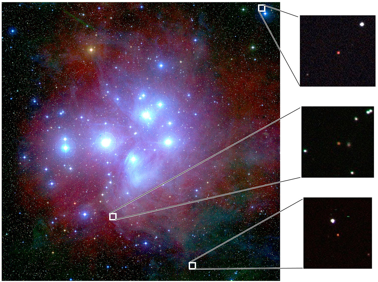 Brown Dwarf Candidates in the Pleiades Cluster