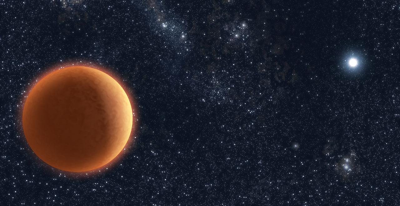 Two Planet-Size Dwarfs