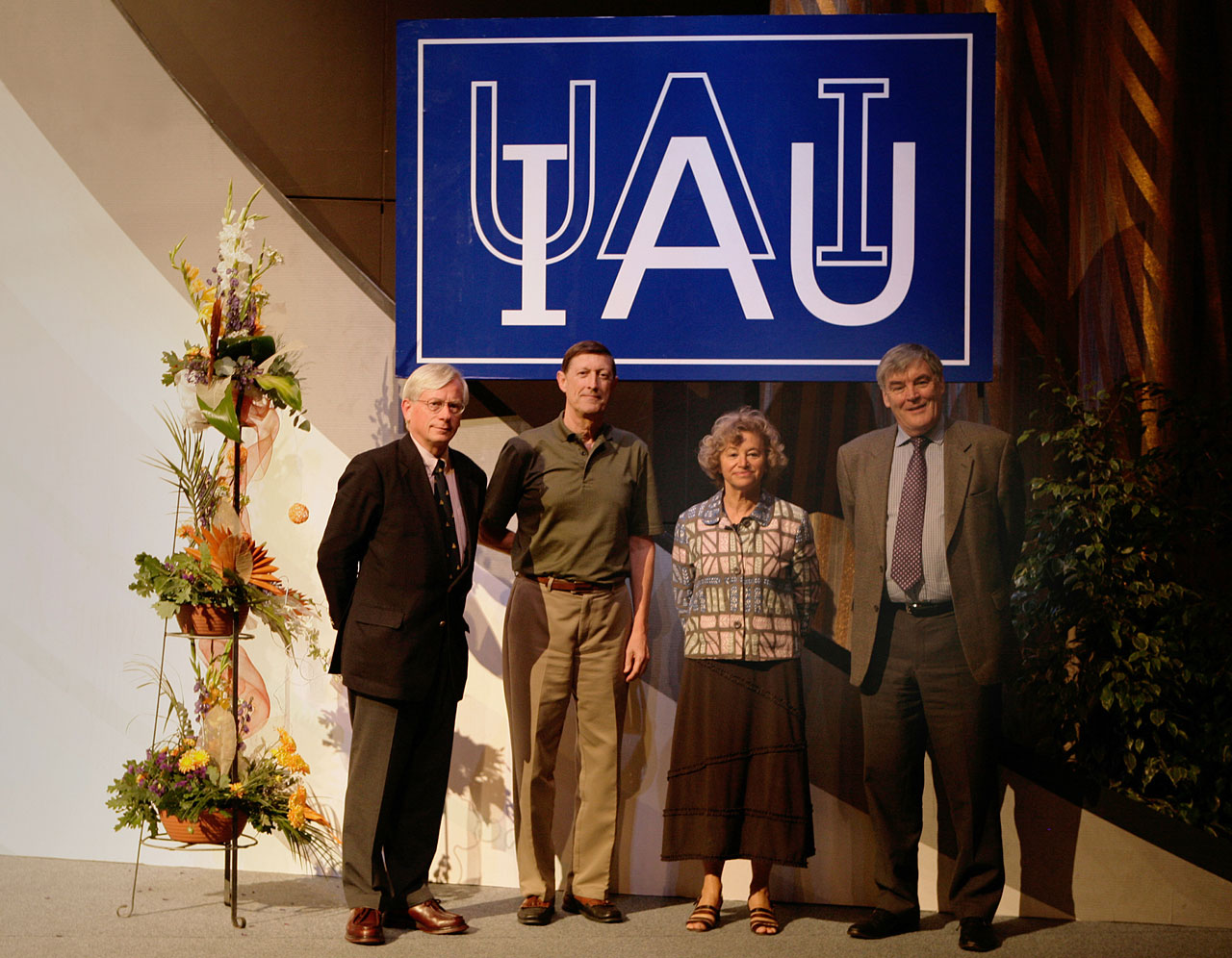 IAU Officers