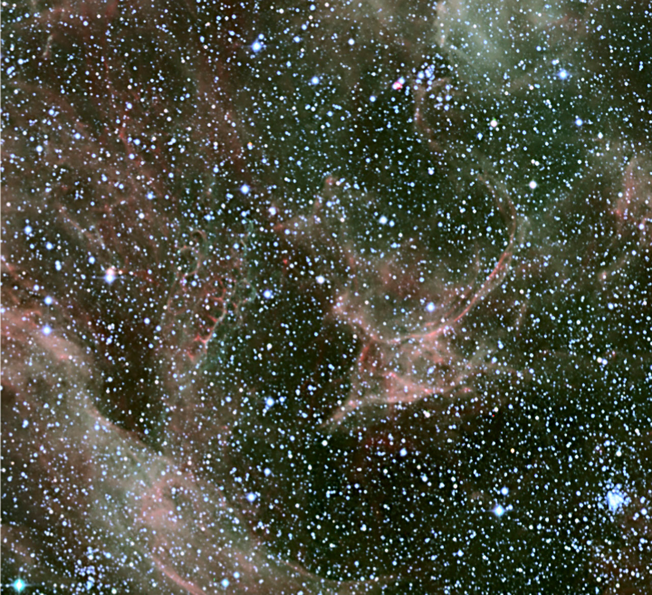 SN 1987A and the Honeycomb Nebula