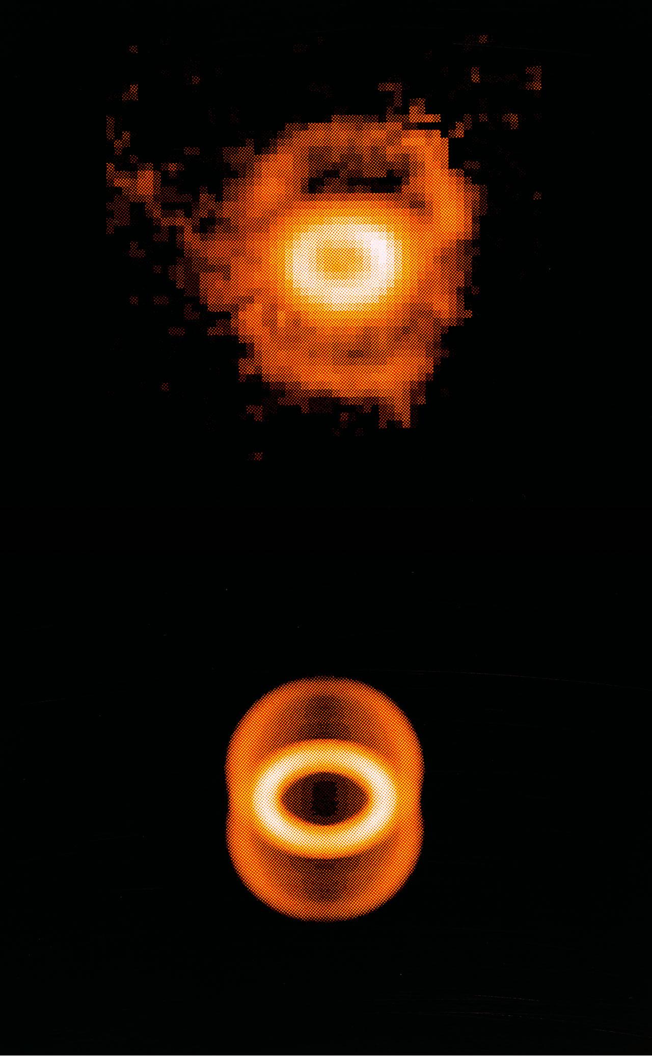 Nebulosa alrededor de SN1987A