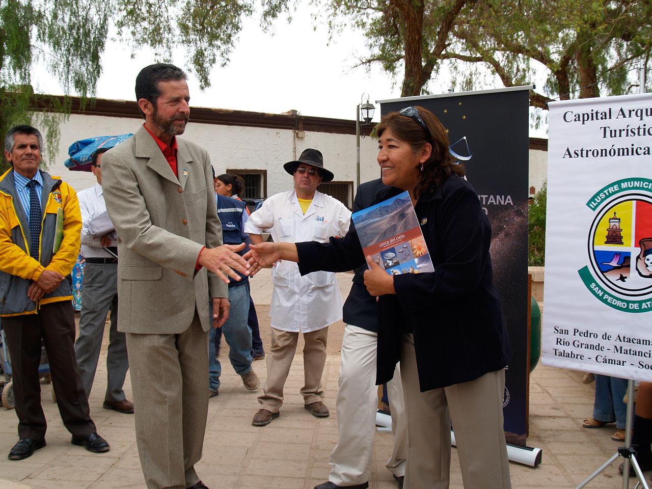 Presentation of the ALMA book