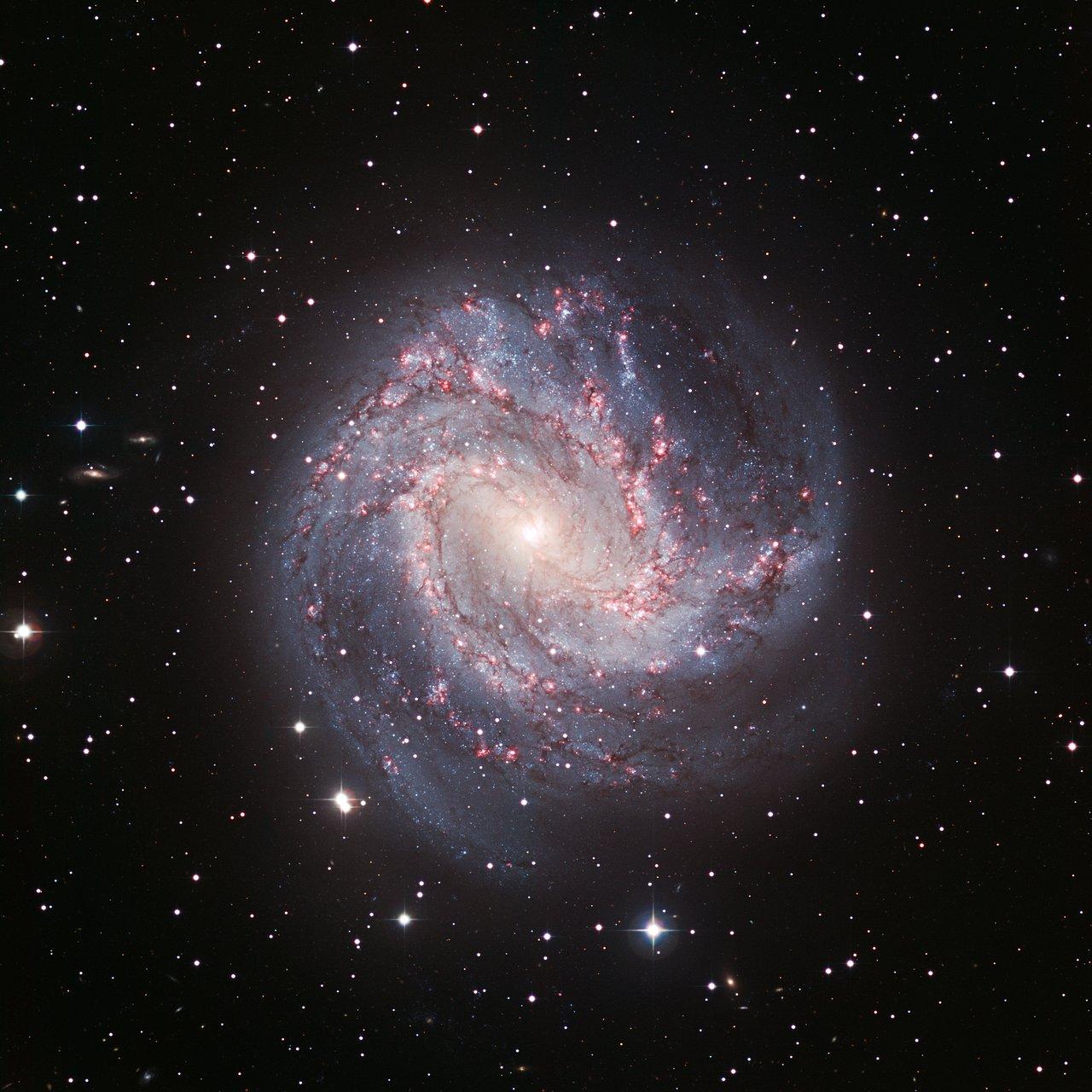Spiral Galaxy Messier 83*