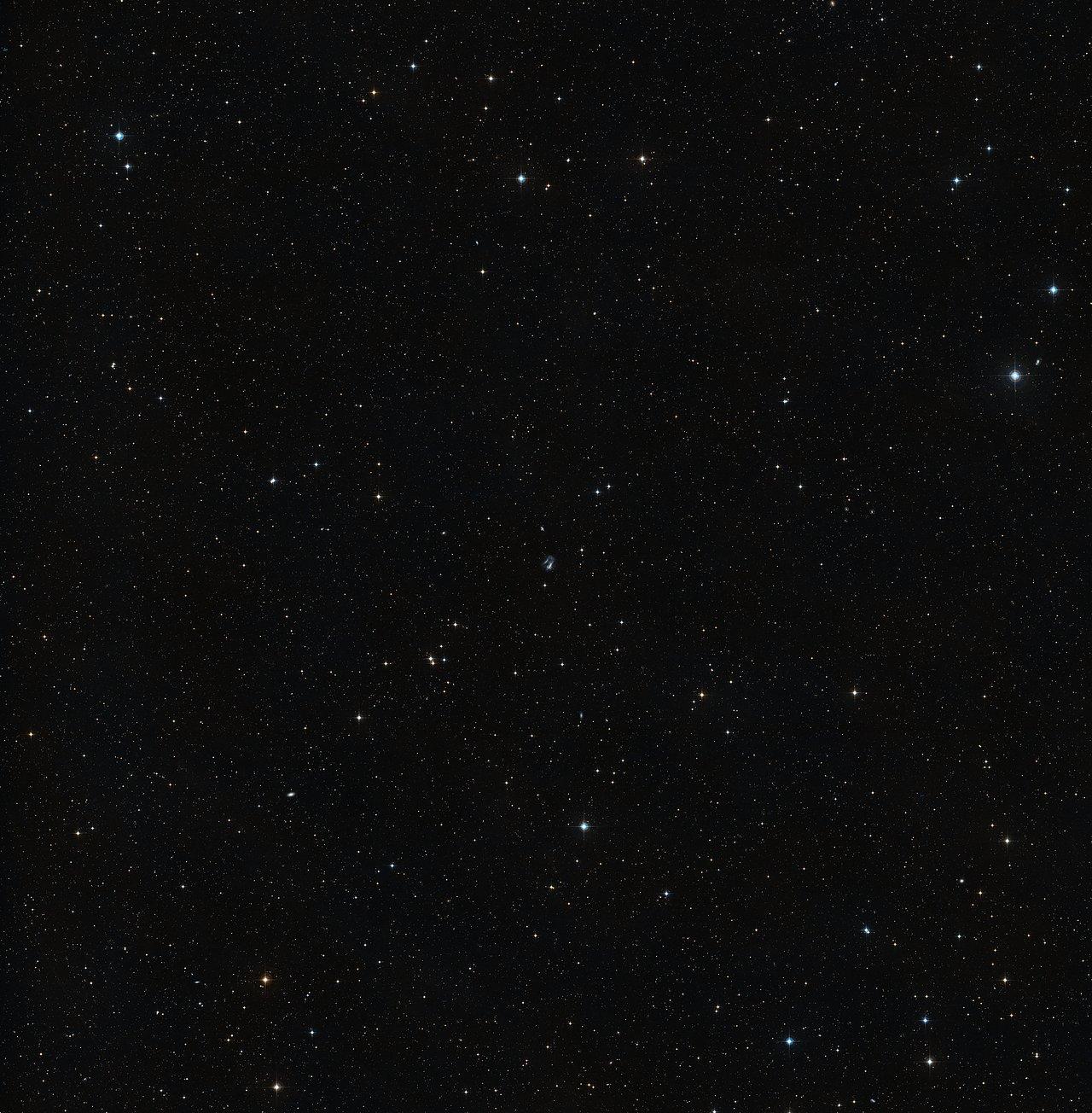 Digitized Sky Survey Image of ARP 261