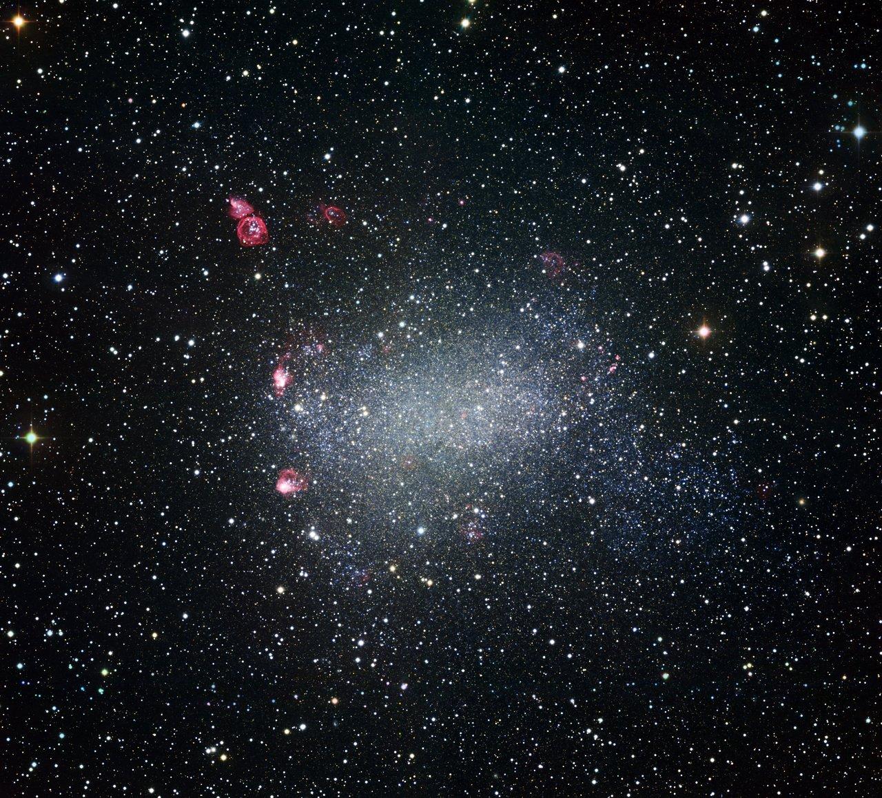 Barnard's Galaxy