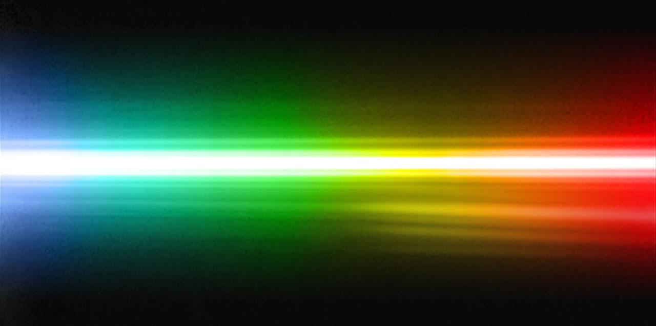 Spectrum of planet around HR 8799