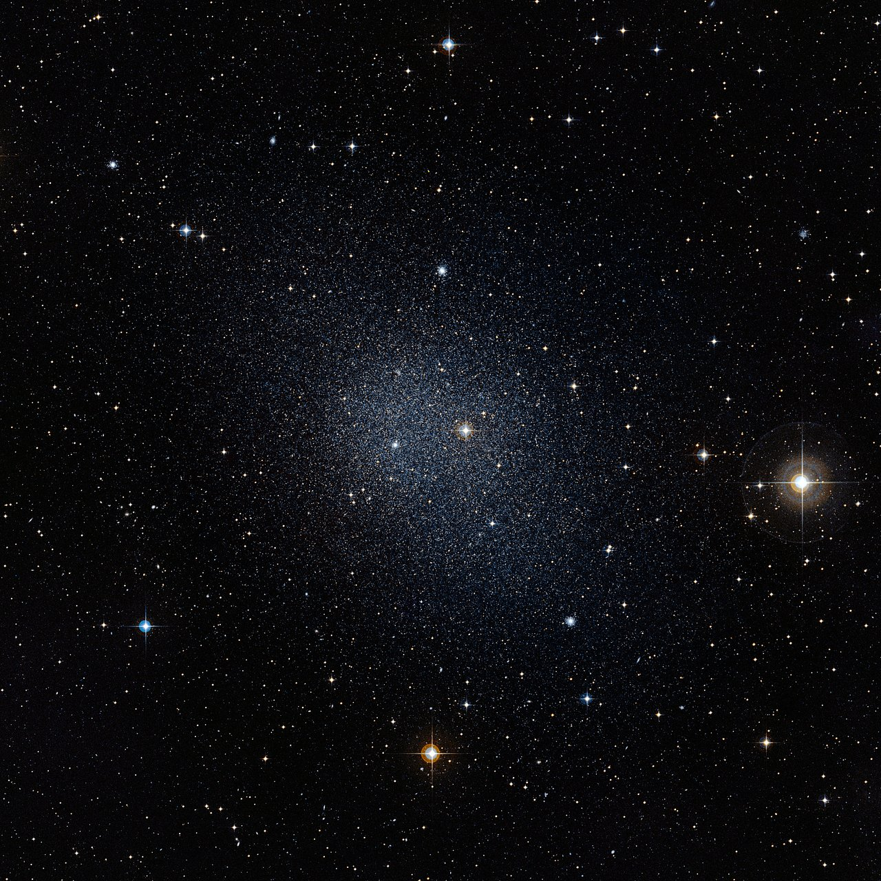 The Fornax dwarf galaxy