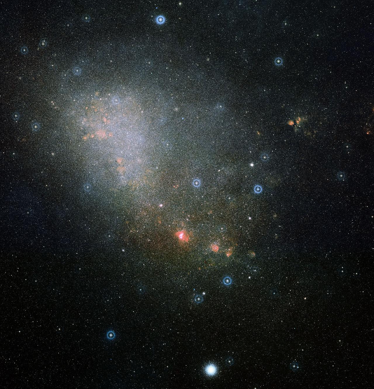 Around NGC 346