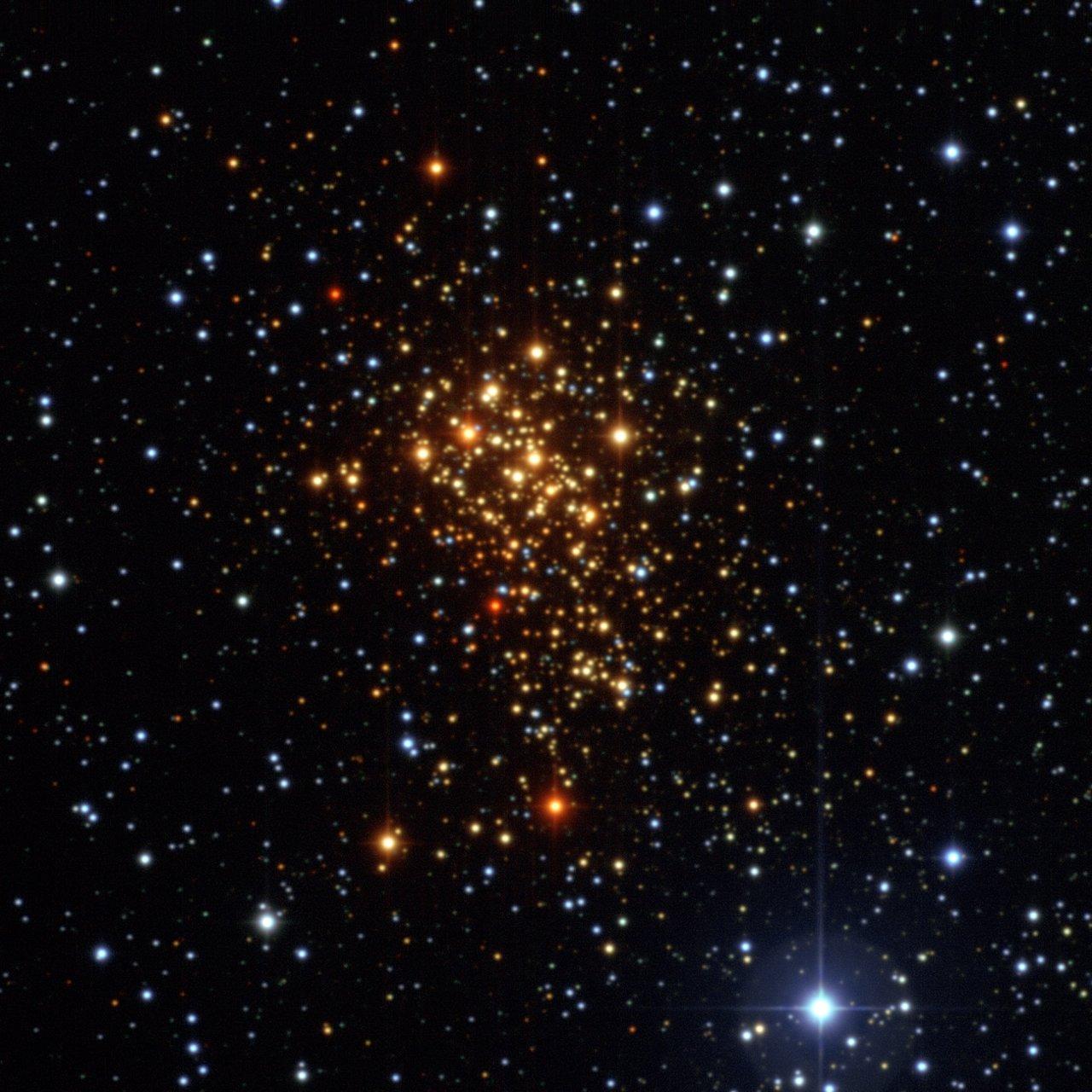 L'ammasso stellare Westerlund 1