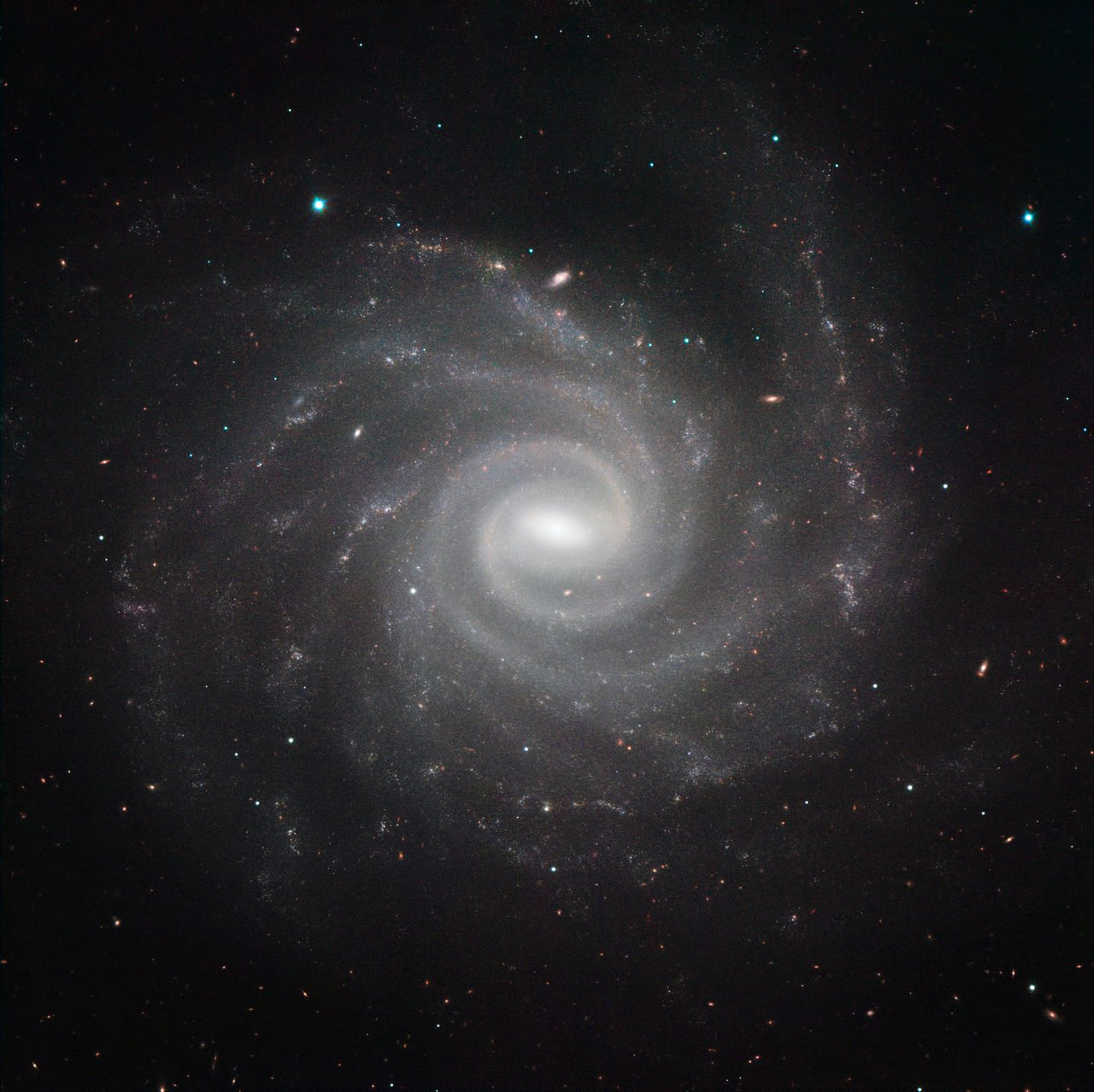 HAWK-I image of NGC 1232
