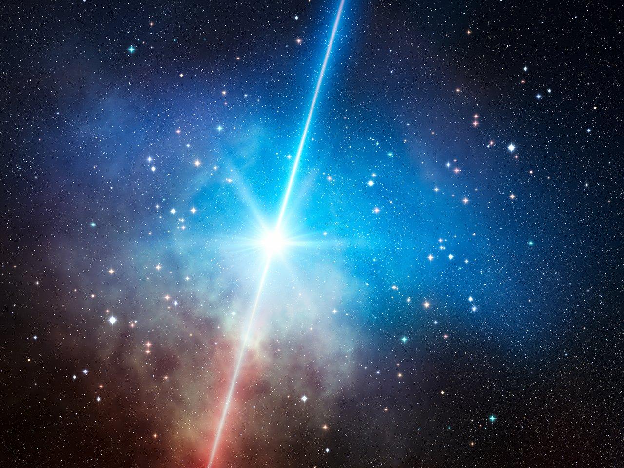 heelal oneindig groot