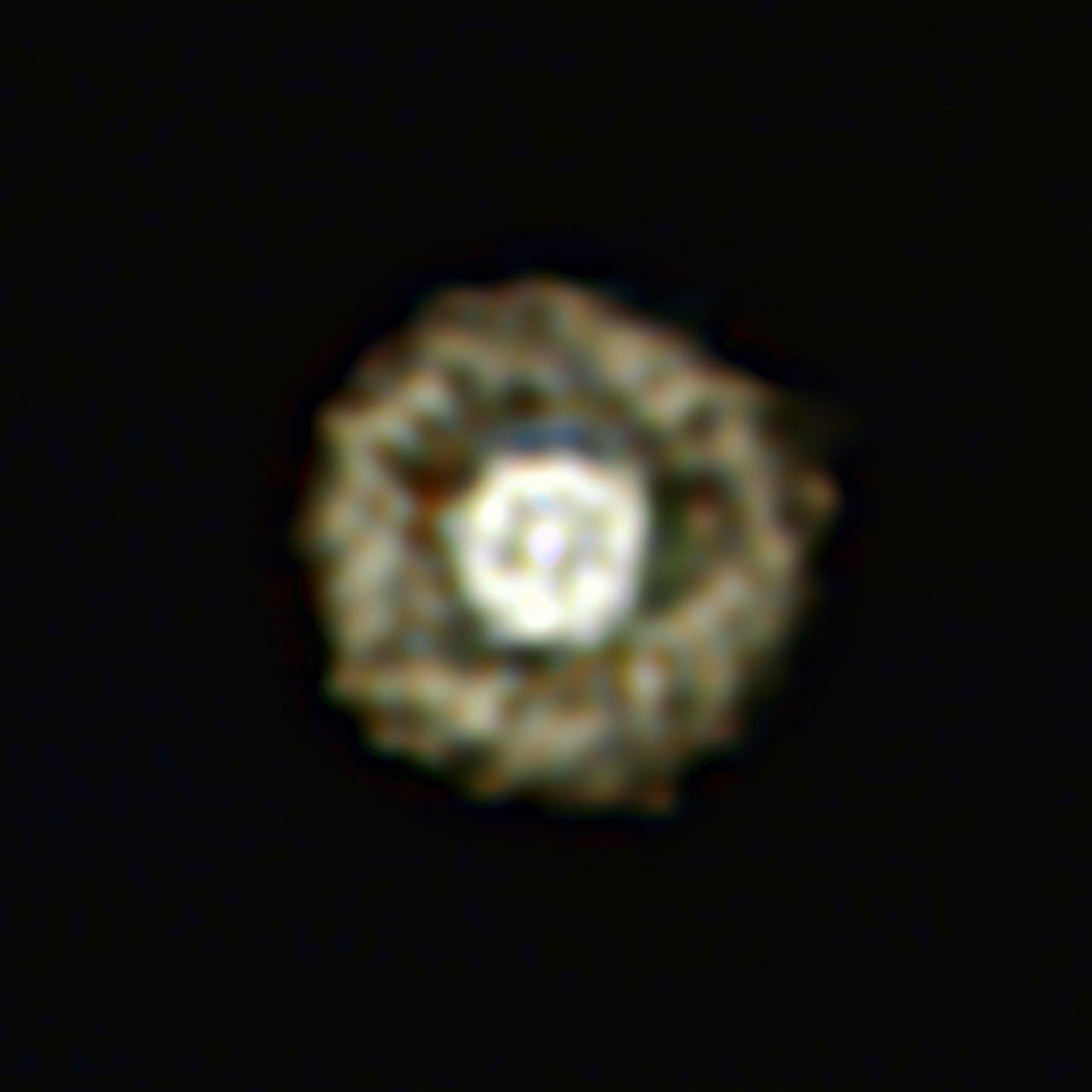 Nebulosa del Huevo Frito
