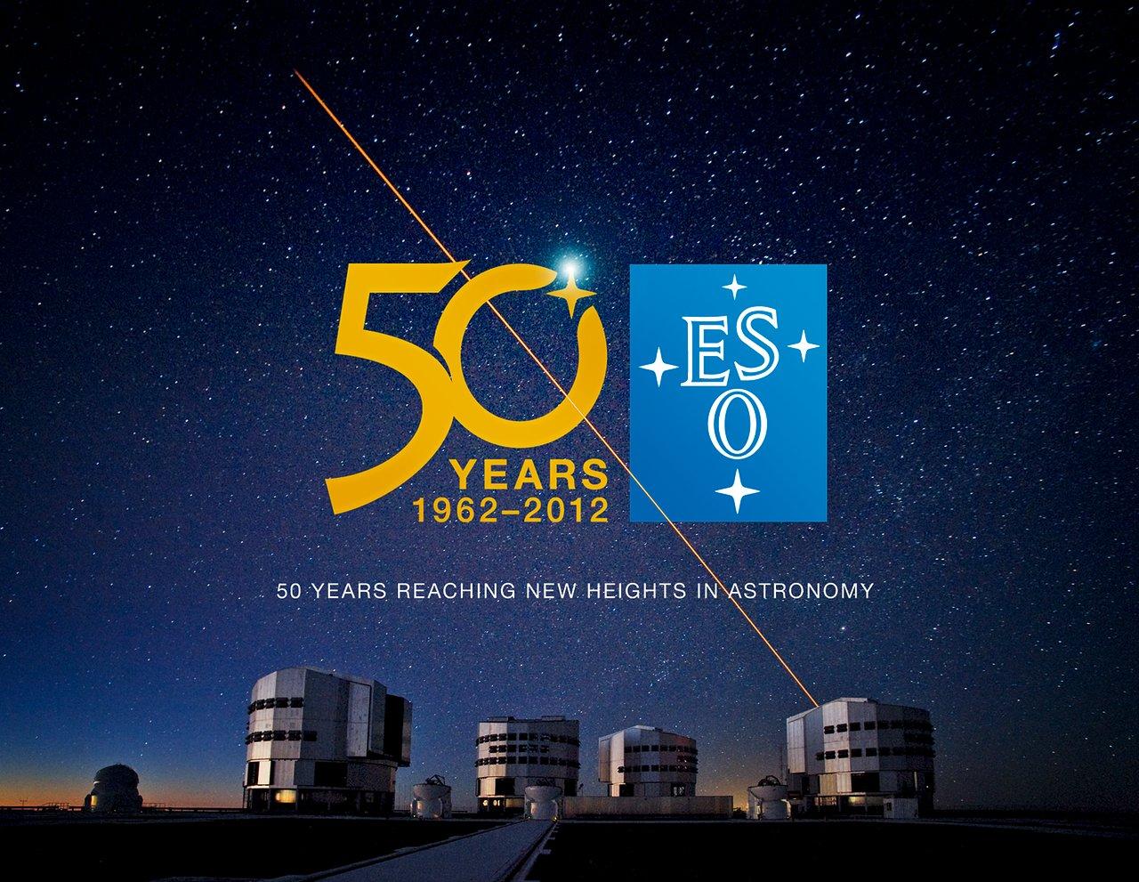 50 años alcanzando nuevas metas en la astronomía
