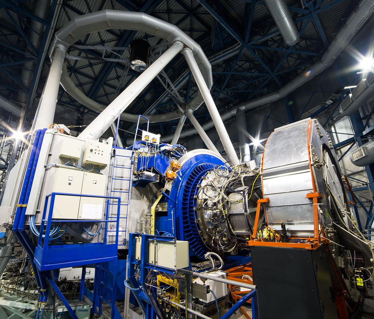 """First Light"" für KMOS am Very Large Telescope"