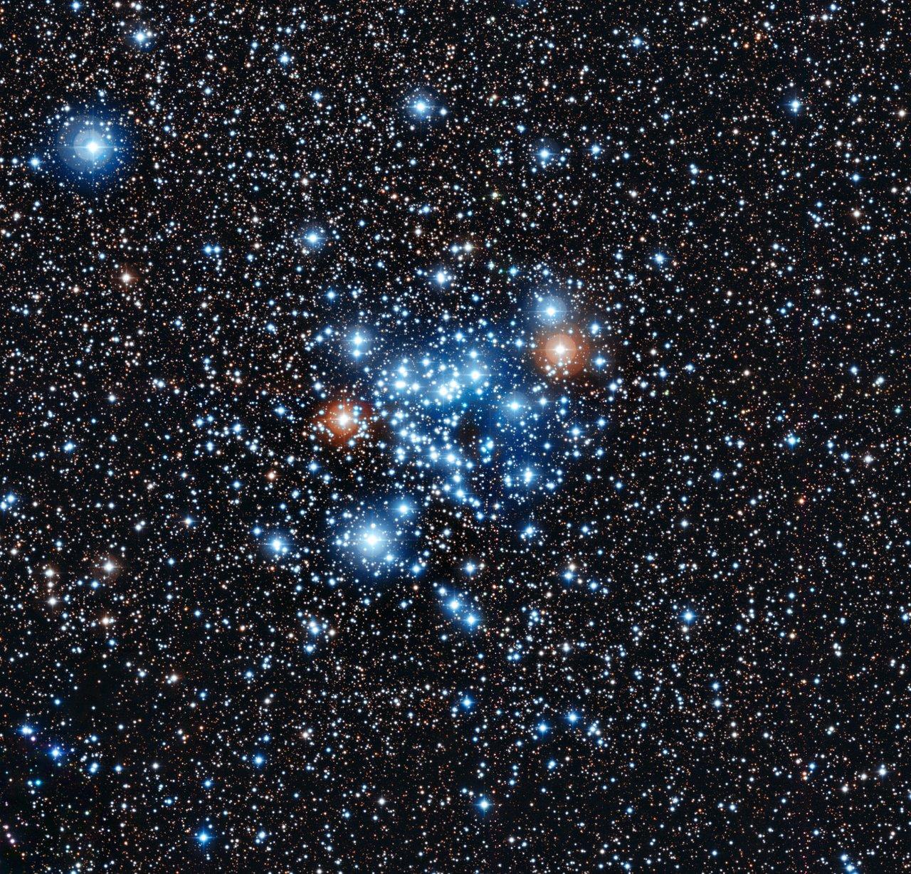 Stjernehopen NGC 3766
