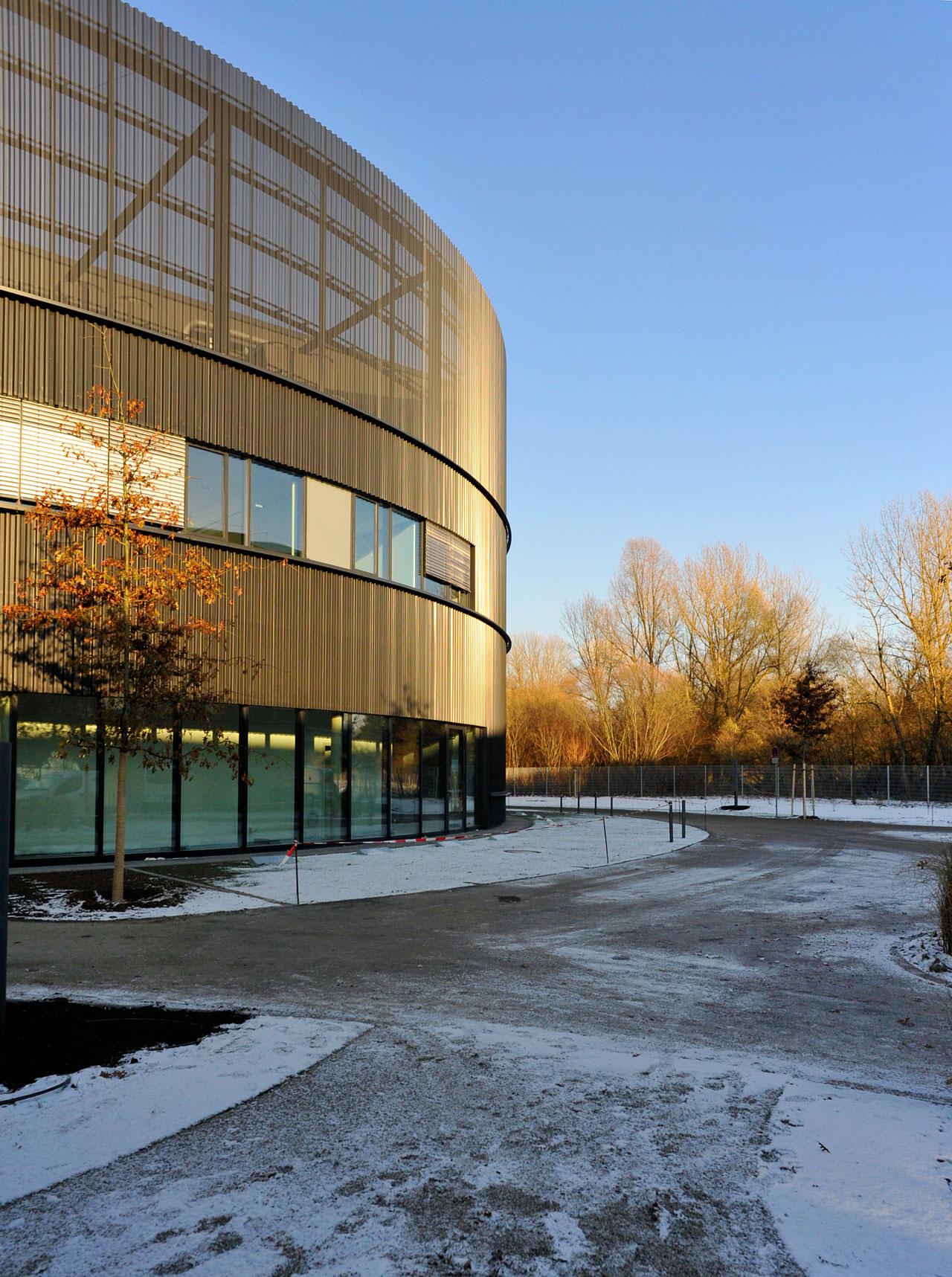 Das neue Technikgebäude der ESO