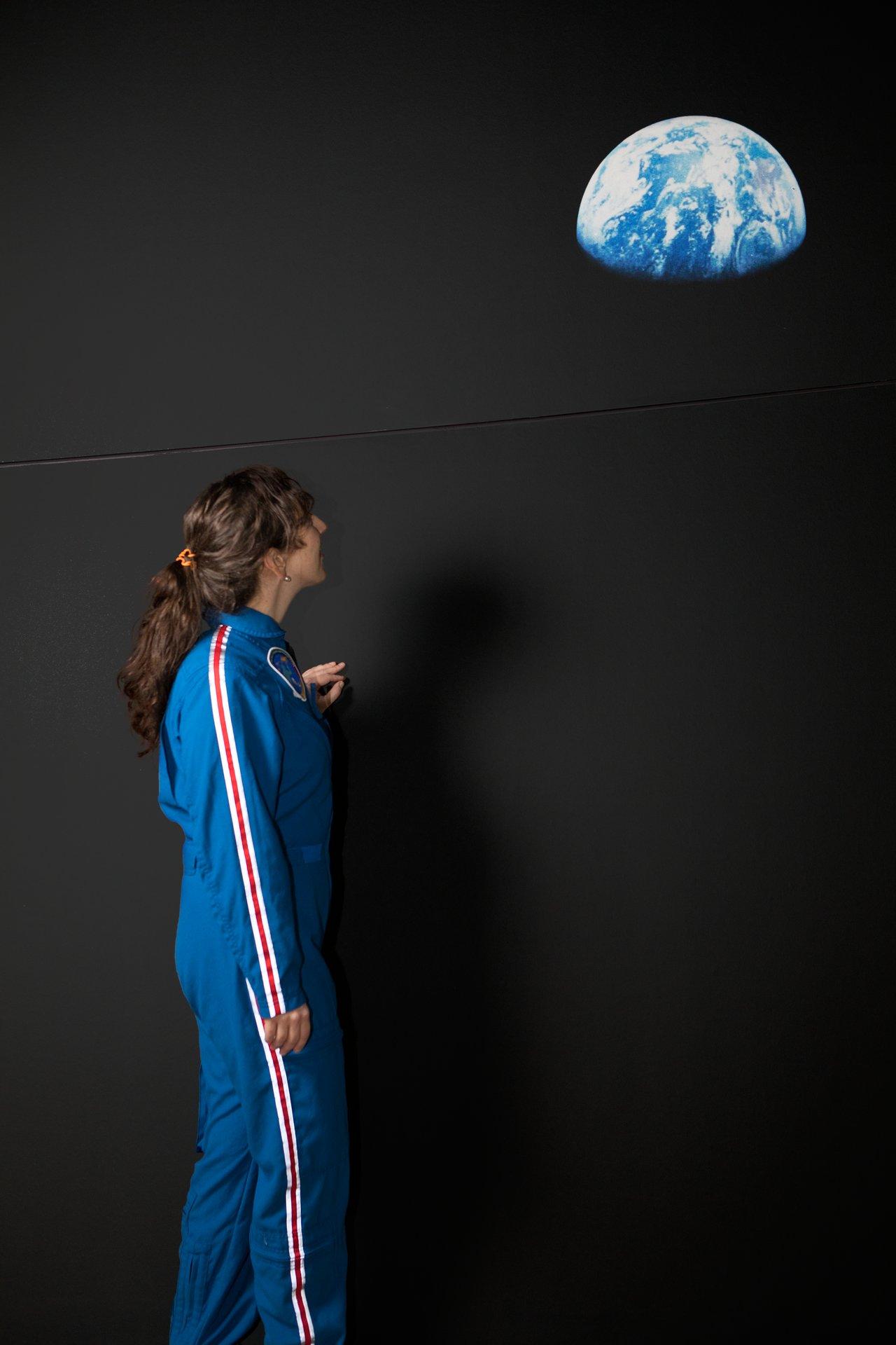 astronaut is tilbud
